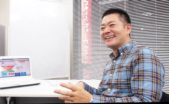 渋谷校講師・オンラインレッスン担当の佐々木